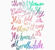 """Starman"" – David Bowie Lyrics, Hand Lettering Classic T-Shirt"