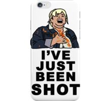 IVE JUST BEEN SHOT - Fat Amy iPhone Case/Skin