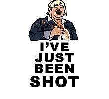 IVE JUST BEEN SHOT - Fat Amy Photographic Print