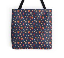 FAST FOOD /DARK Tote Bag