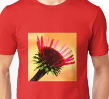 Echinacea bud closeup Unisex T-Shirt