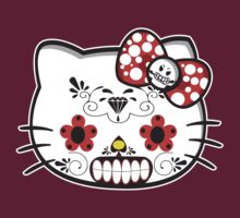 day of the dead kitty by steinism
