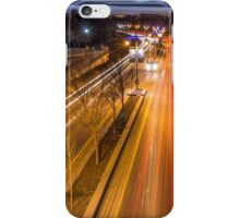 Memorial Drive Twilight iPhone Case/Skin