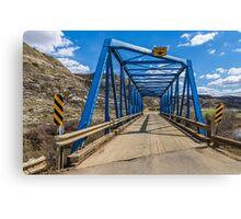 Bridge 9 Canvas Print