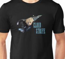 <FINAL FANTASY> Cloud Strife Unisex T-Shirt