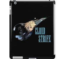 <FINAL FANTASY> Cloud Strife iPad Case/Skin