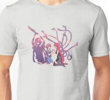 Yuno Gasai and Lucy Anime Manga Shirt Unisex T-Shirt
