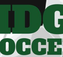 Ridge Soccer Sticker