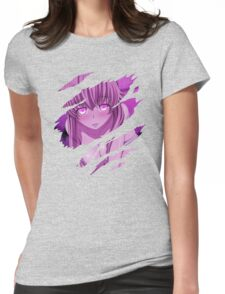 Yuno Gasai Anime Manga Shirt Womens Fitted T-Shirt