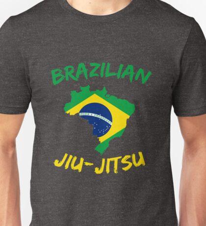 Brazilian Jiu-Jitsu Martial Arts Unisex T-Shirt