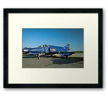 McDonnell F-4M Phantom FGR.2 XV408/Z Framed Print