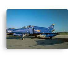 McDonnell F-4M Phantom FGR.2 XV408/Z Canvas Print