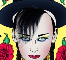boy george Sticker