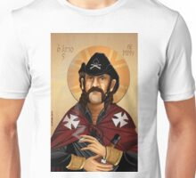 Saint Lemmy Unisex T-Shirt