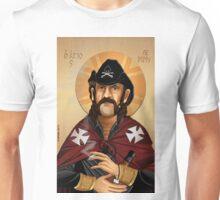Saint Lemmy Unisex T-Shirt