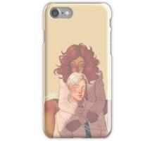 Rose and Scorpius iPhone Case/Skin