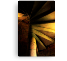 The Staircase to the Sky Canvas Print