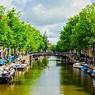 Prinsengracht by Pravine Chester