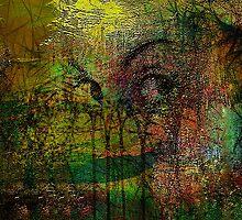 Abstract Face by ganechJoe