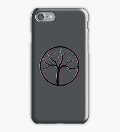 Anaglyph iPhone Case/Skin