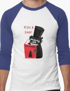 Read a Book with Mr. Babadook T-Shirt