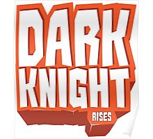 Graphic Heroes: Knight Poster