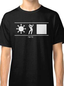 Sundance Square, Fort Worth Classic T-Shirt