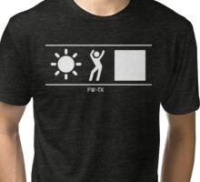 Sundance Square, Fort Worth Tri-blend T-Shirt