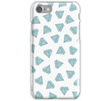 Geometric Diamond Pattern iPhone Case/Skin