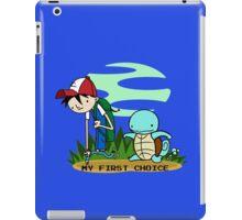 First pokemon water iPad Case/Skin