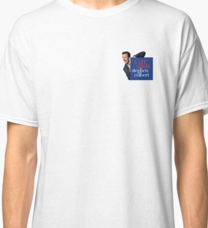 The Late Show with Stephen Colbert Classic T-Shirt