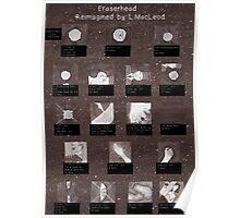 Eraserhead - Reimagined Poster