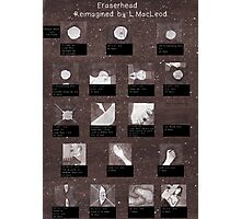 Eraserhead - Reimagined Photographic Print