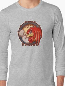 Bare Knuckle Boxing Long Sleeve T-Shirt