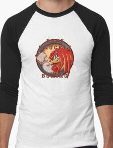 Bare Knuckle Boxing Men's Baseball ¾ T-Shirt