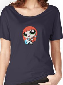 Hayley Williams Paramore Power Puff Women's Relaxed Fit T-Shirt