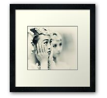 Chinaware Framed Print