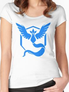 Team Mystic Pokémon GO shirt/case Women's Fitted Scoop T-Shirt