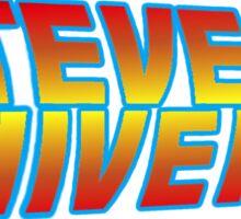 Back to the Futurniverse Sticker