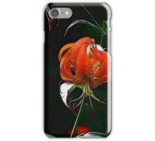 A summer time beauty iPhone Case/Skin