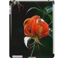 A summer time beauty iPad Case/Skin