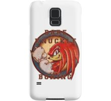 Bare Knuckle Boxing Samsung Galaxy Case/Skin