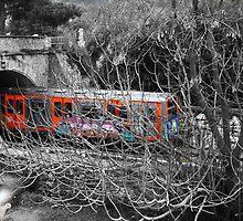 train by Yannis-Tsif