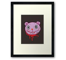 toothy Framed Print
