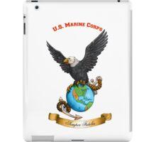 U.S. Marine Corps iPad Case/Skin