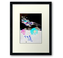 Childhood from an Adults Perspective 3 Framed Print