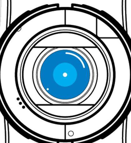Portal 2 Wheatley Core Sticker