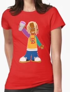 Young Thug Lil Bill Womens Fitted T-Shirt