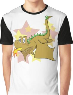 Little Dragon Graphic T-Shirt