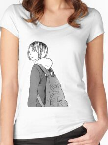 Kenma Women's Fitted Scoop T-Shirt